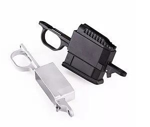Howa Trigger Guard and Magazines