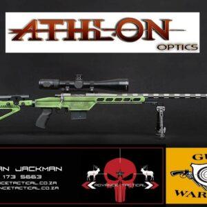 Gun Warrior Rifle Chassis Archives - Athlon Optics - Advance Tactical